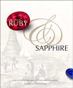 The Book of Ruby & Sapphire by J.F. Halford-Watkins