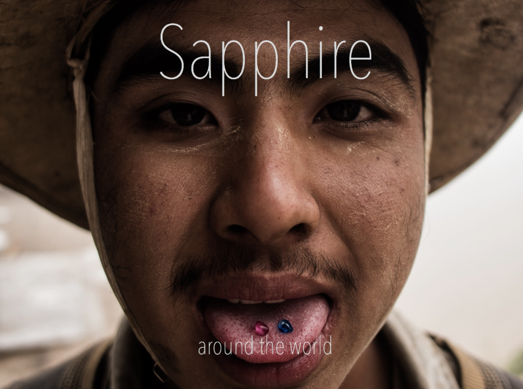 Sapphire Around the World