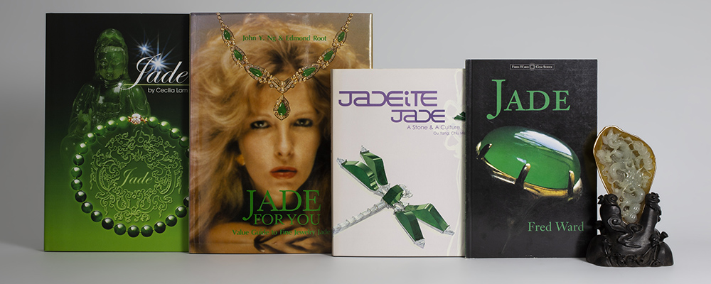 Jade Books • Collecting the Literature of Jade • Hidden Treasure