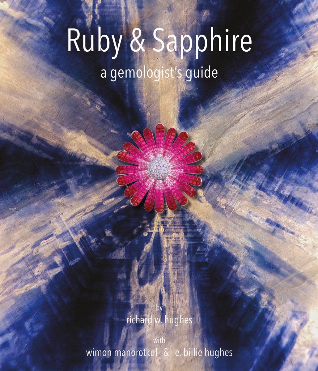 Hughes 2017 Ruby Sapphire • A Gemologist's Guide cover