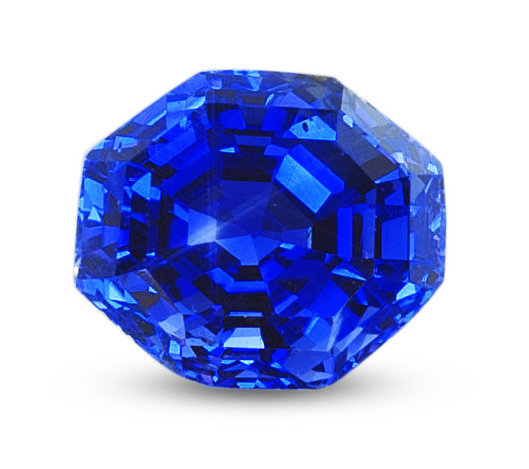 ceylon untreated cushion cut ct sapphire ring rings gia cornflower natural blue