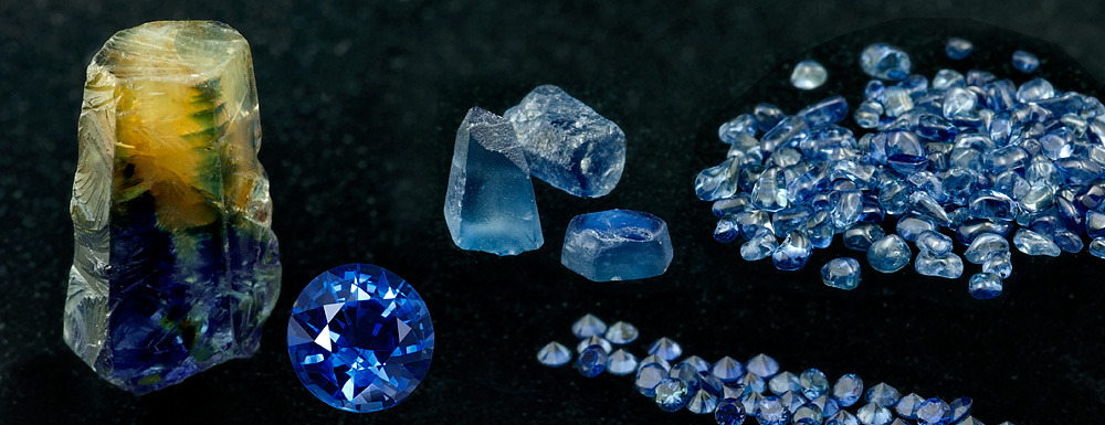 Laos Sapphires • Laos – Land of a Million Elephants... & Sapphires