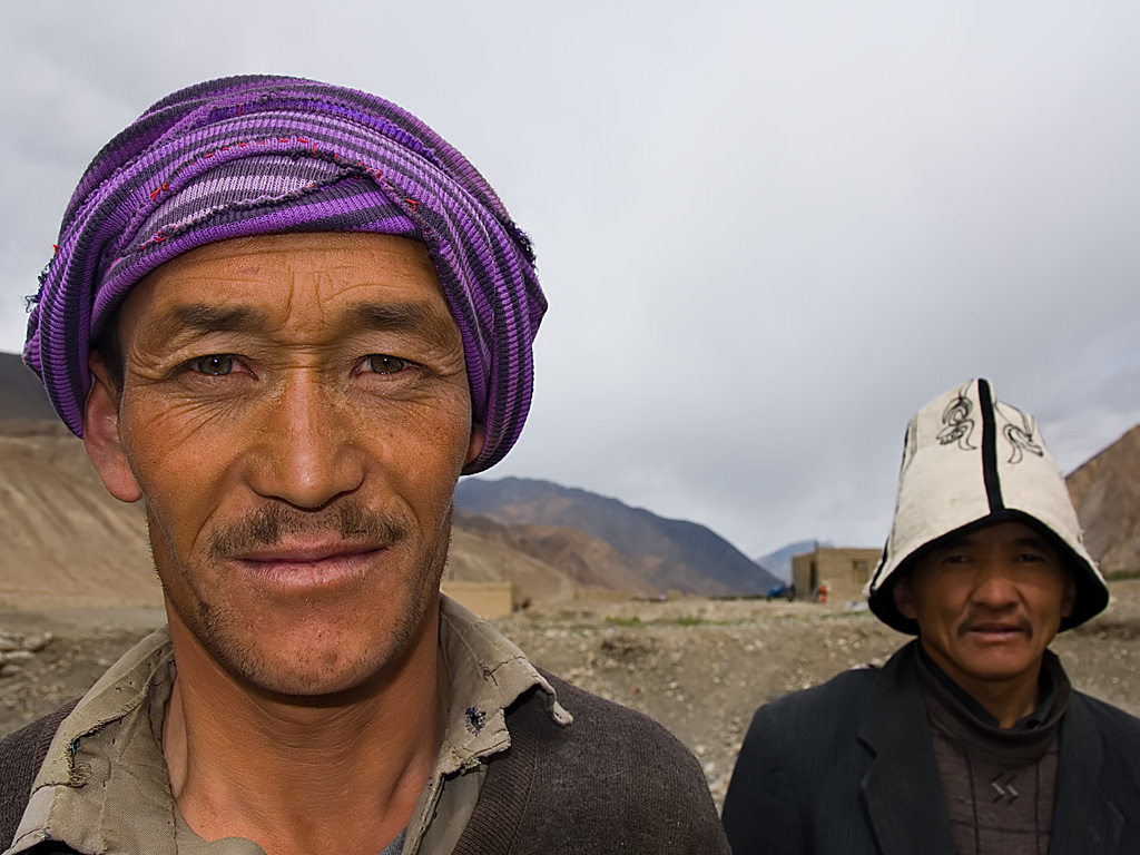 Central Asia is a beguiling mixture of cultures, a true crossroads of humanity. Photo: Richard W. Hughes