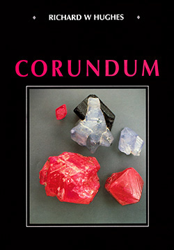Corundum cover, by Richard W. Hughes of Lotus Gemology