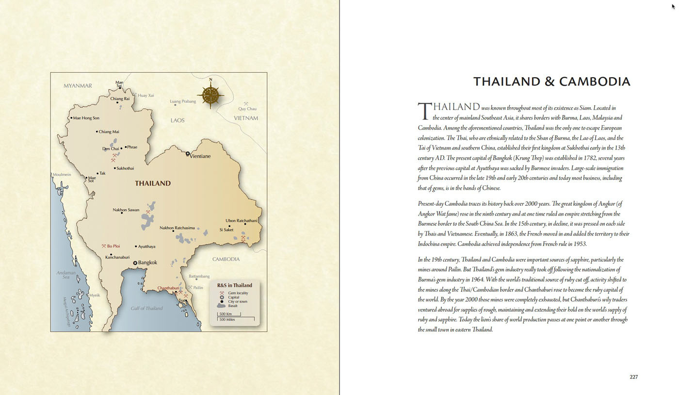 Ruby & Sapphire: A Collector's Guide – Thailand & Cambodia