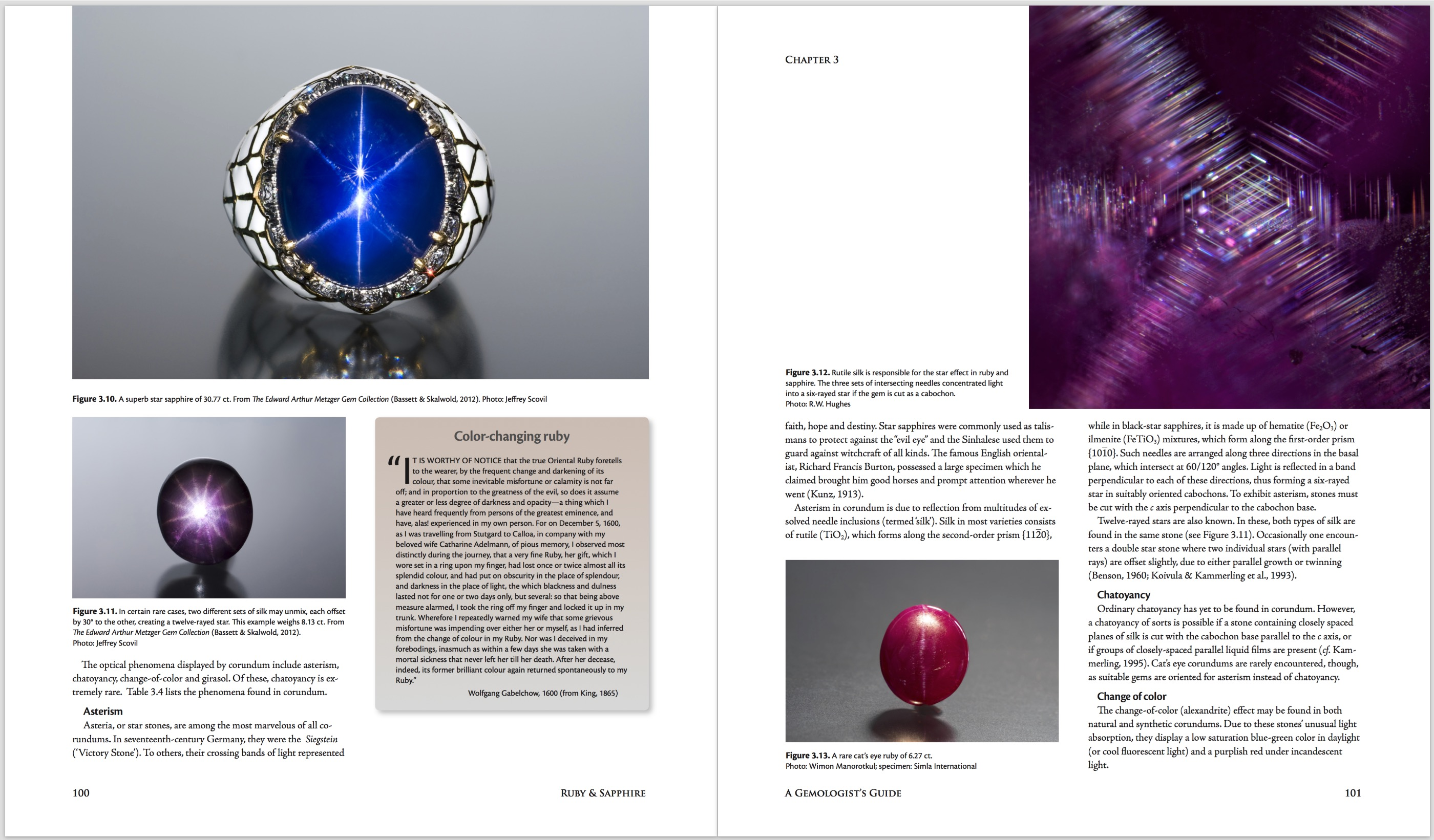 Ruby & Sapphire: A Gemologist's Guide – Properties & Phenomena