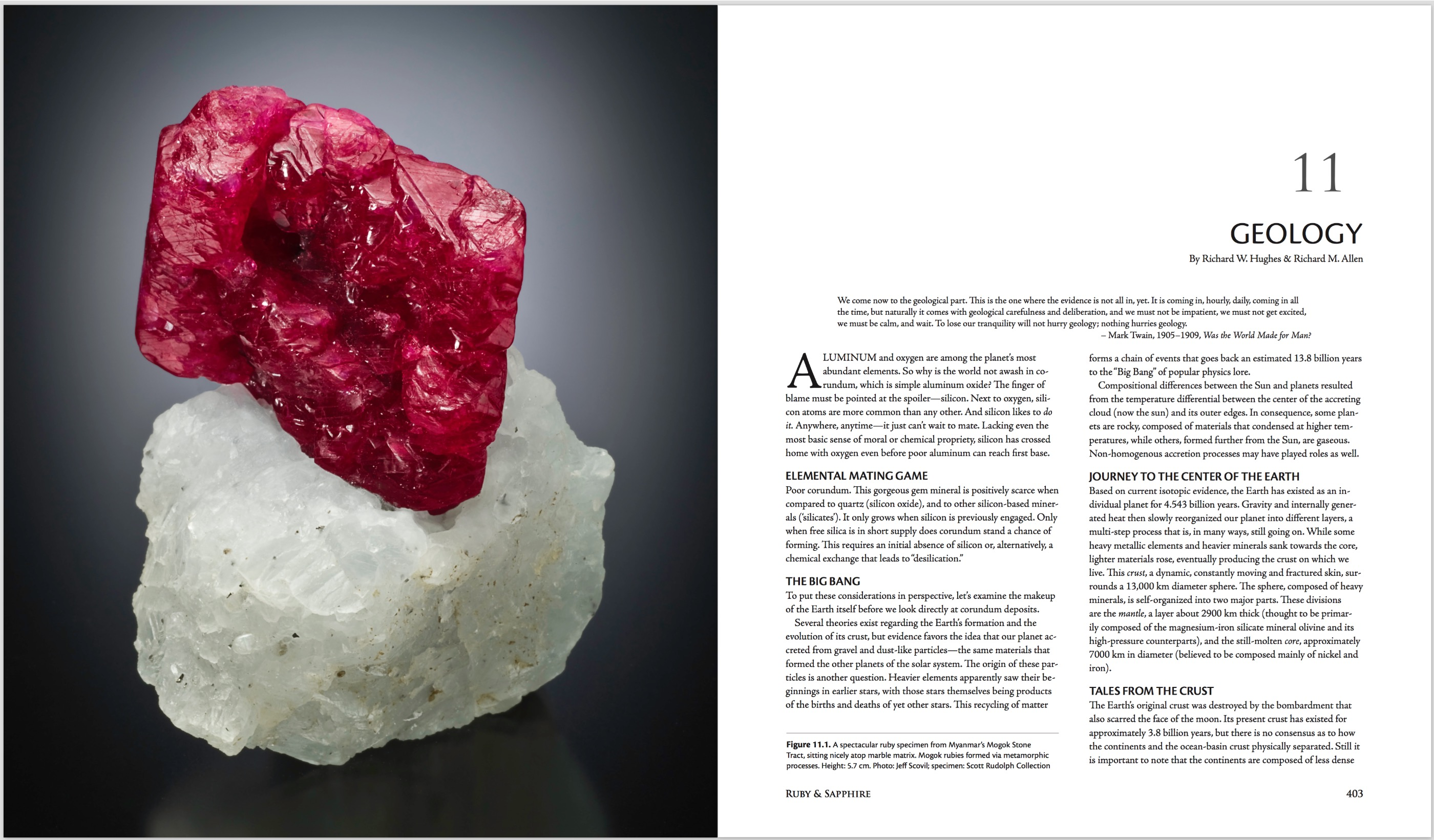 Ruby & Sapphire: A Gemologist's Guide – Geology