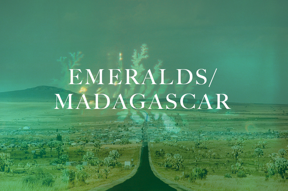 Discussion of emerald enhancements, along with a 2005 mission to ruby and sapphire localities in Madagascar.