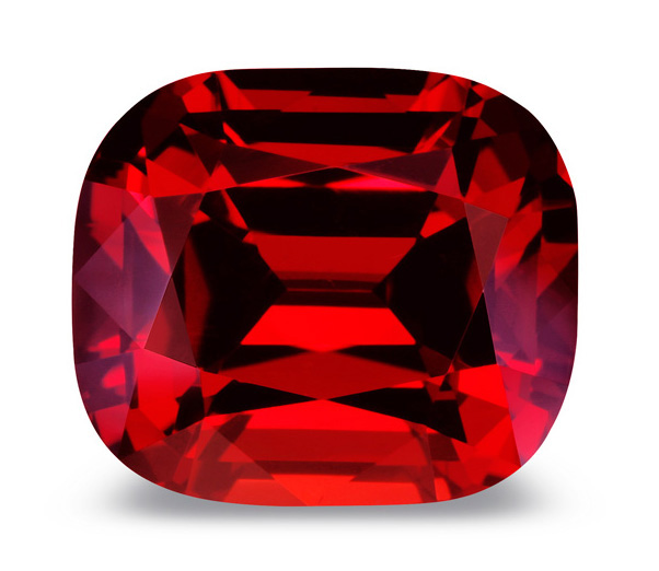 皇家红。Royal red ruby